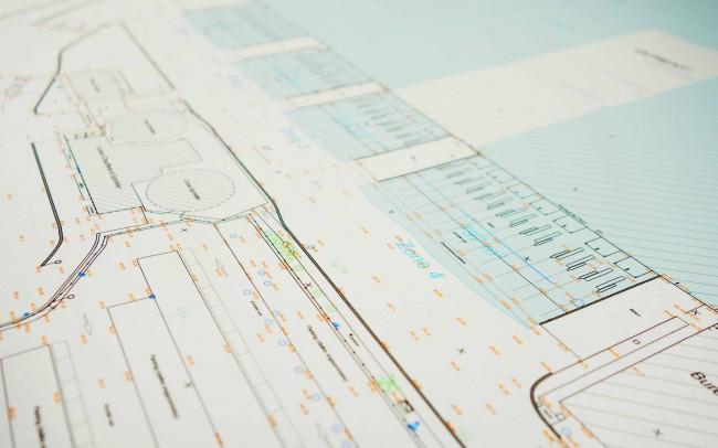 Plan topographique - GEO-INFRA